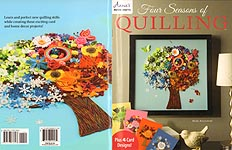 Annie's Four Seasons of Quilling