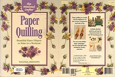 Lark Books The Weekend Crafter: Paper Quilling