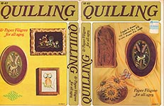 James E. Gick Quilling & Paper Filigree for All Ages