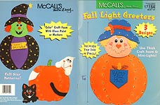 McCall's Creates: Fall Light Greeters
