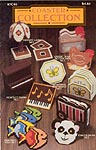 Annies Attic Plastic Canvas Coaster Collection