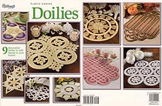 The Needlecraft Shop Plastic Canvas Doilies