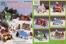 ASN Plastic Canvas Christmas: Volume 3, The Christmas Village