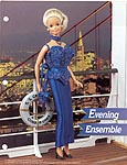 Annie's Fashion Doll Plastic Canvas Club: Evening Ensemble