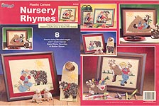 TNS Plastic Canvas Nursery Rhymes