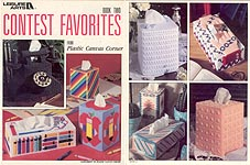 LA Contest Favorites from Plastic Canvas Corner, Book Two