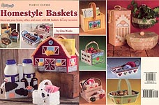 TNS Plastic Canvas Honestyle Baskets