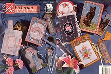Annie's Attic Plastic Canvas Victorian Bookmates