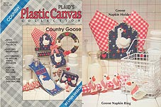 Plaid's Plastic Canvas Collection: Country Goose