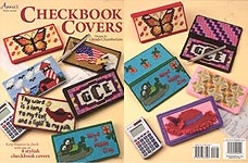 Annie's Plastic Canvas Checkbook Covers