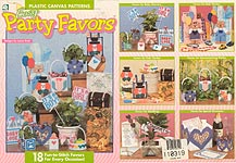 HWB Plastic Canvas Easy Party Favors