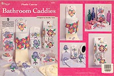 TNS Plastic Canvas Bathroom Caddies