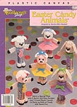 TNS Plastic Canvas Easter Candy Animals
