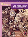 TNS Plastic Canvas Jar Toppers II