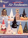 TNS Plastic Canvas Holiday Air Fresheners