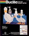 "Bucilla ""Duck Tale"" Accessory Box or Doorstop"