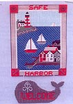 Twin Flames Ent. Safe Harbor Wall Hanging