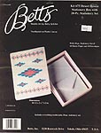 Betts, Inc. Desert Breeze Stationery Box