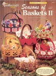 TNS Plastic Canvas Seasons of Baskets II