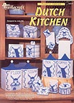 TNS Plastic Canvas Dutch Kitchen