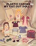 Needlecraft Ala Mode Plastic Canvas My Cut-Out Doll II