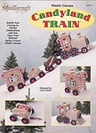 TNS Plastic Canvas Candyland Train