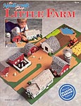 TNC Plastic Canvas Little Farm