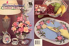 Annie's Attic Plastic Canvas Hummingbird Table Decor