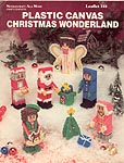 Needlecraft Ala Mode Plastic Canvas Christmas Wonderland