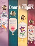 Annie's Plastic Canvas Door Hangers