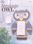 Annie's Plastic Canvas Message Owl