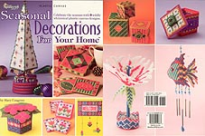 TNS Plastic Canvas Seasonal Decorations For Your Home
