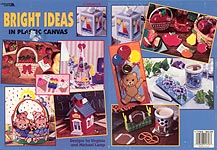 LA Bright Ideas in Plastic Canvas