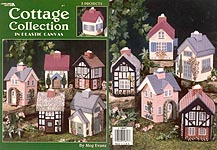 LA Cottage Collection in Plastic Canvas
