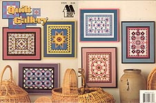 Annie's Attic Plastic Canvas Quilt Gallery