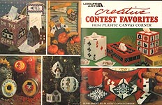 LA Creative Contest Favorites from Plastic Canvas Corner