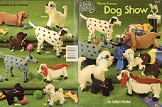 ASN Plastic Canvas Dog Show