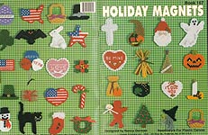 Kappie Originals Holiday Magnets