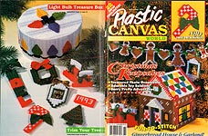 Plastic Canvas World, November 1993