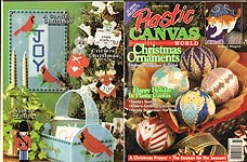 Plastic Canvas World, November 1996