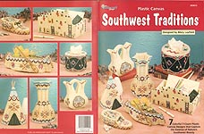 TNS Plastic Canvas Southwest Traditions