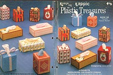 Kappie Plastic Treasures Book 105: Terrific Tissue Boxes