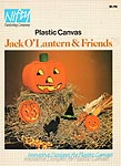 Nifty Plastic Canvas Jack O' Lantern & Friends