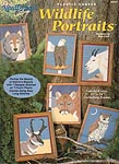 TNS Plastic Canvas Wildlife Portraits