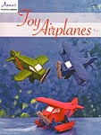 Annie's Plastic Canvas Toy Airplanes