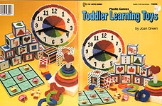 Pat Depke Plastic Canvas Toddler Learning Toys