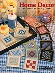 Needleform Home Decor Plastic Canvas Coasters