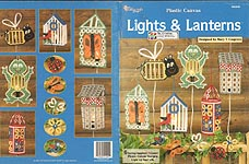 TNS Plastic Canvas Lights & Lanterns