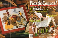 Plastic Canvas! Magazine Number 17, Nov - Dec 1991