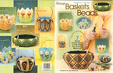 TNS Plastic Canvas Baskets & Beads